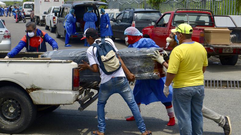 Corona-Apokalypse: Der IWF als Totengräber in Ecuador