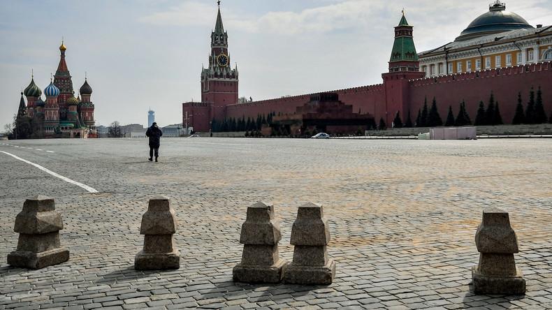 LIVE: Moskau führt striktere Maßnahmen im Kampf gegen Coronavirus ein