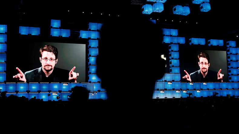 """Snowden warnt eindringlich vor Corona-Apps: """"Architektur der Unterdrückung"""""""
