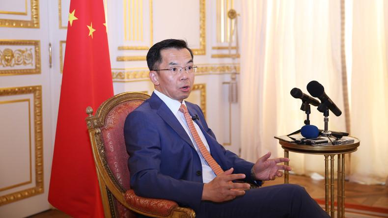 Chinesischer Botschafter einbestellt: Frankreich erbost über Kritik an Corona-Krisenmanagement