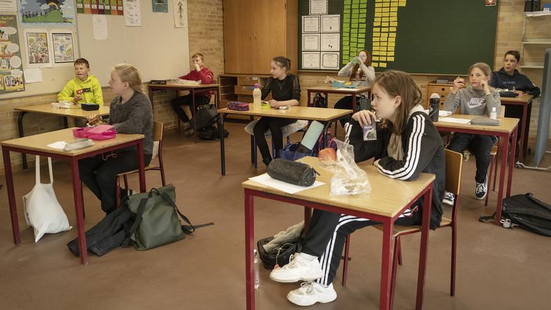 Dänemark: Erste Schulen und Kitas wieder geöffnet (Video)