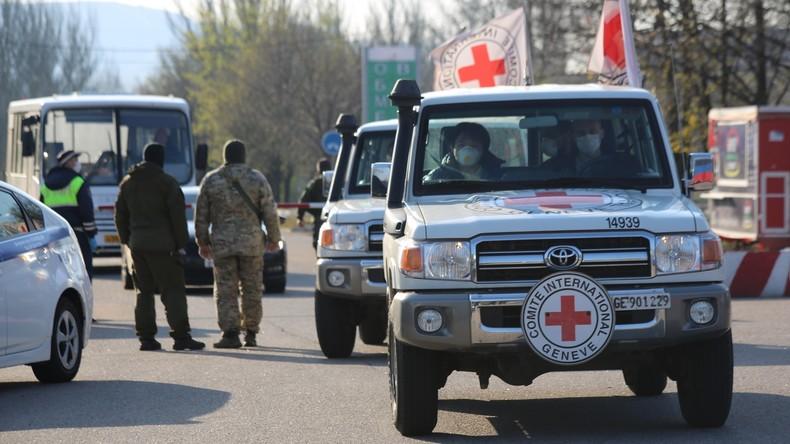 Gemäß Formel 20 gegen 14: Kiew, Donezk und Lugansk tauschen Gefangene aus