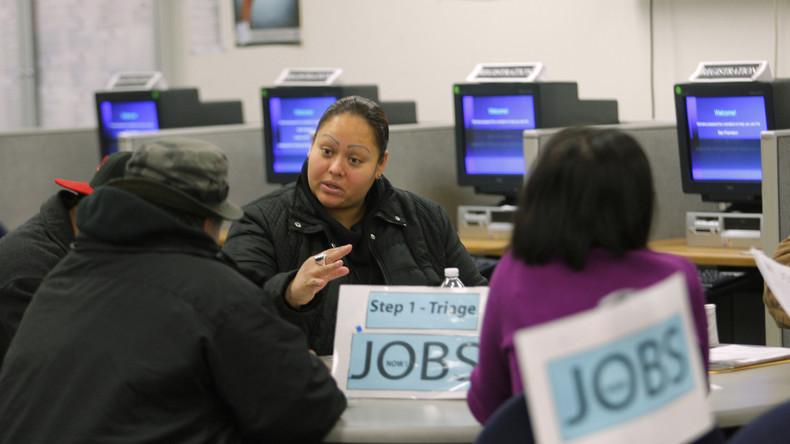Analysten: Arbeitslosigkeit in den USA könnte pandemiebedingt 25 Millionen Menschen treffen