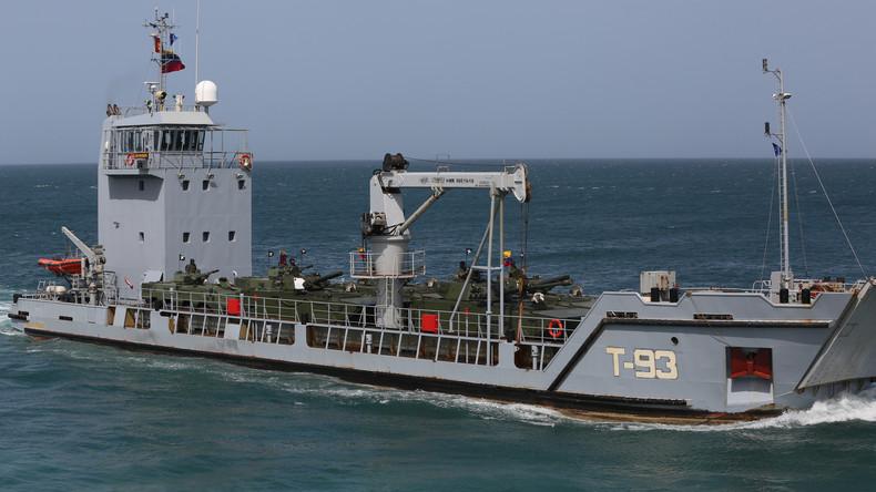 Kollision mit venezolanischem Marineschiff: Einseitiger Untersuchungsbericht gibt Caracas die Schuld
