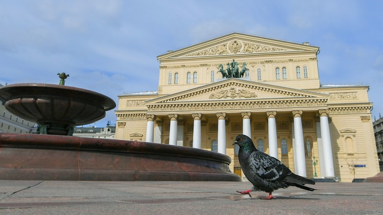 Russland: Coronavirus erreicht Moskaus Bolschoi-Theater – Dutzende Mitarbeiter positiv getestet