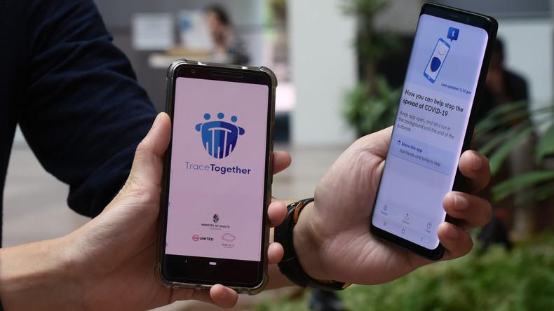 """""""Ein bisschen Zwang muss sein"""": Freiheit nur gegen Corona-App?"""