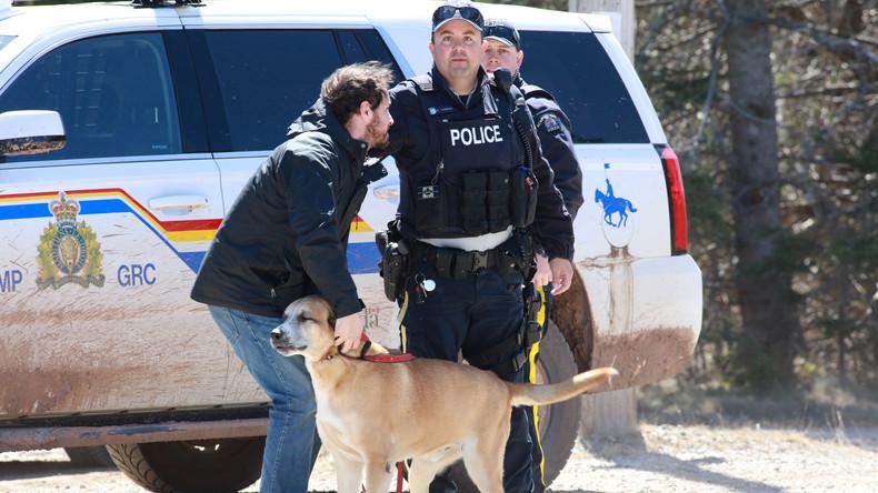 """""""Akt wahnwitziger Gewalt"""": Mindestens 17 Tote nach Blutbad in Kanada"""