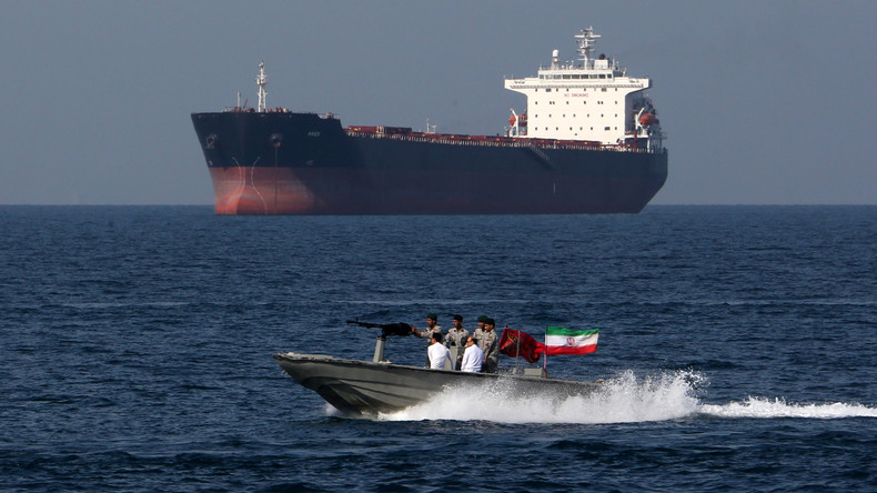 """""""Abenteurertum"""" – Iran bestreitet US-Vorwürfe nach Vorfall im Persischen Golf"""