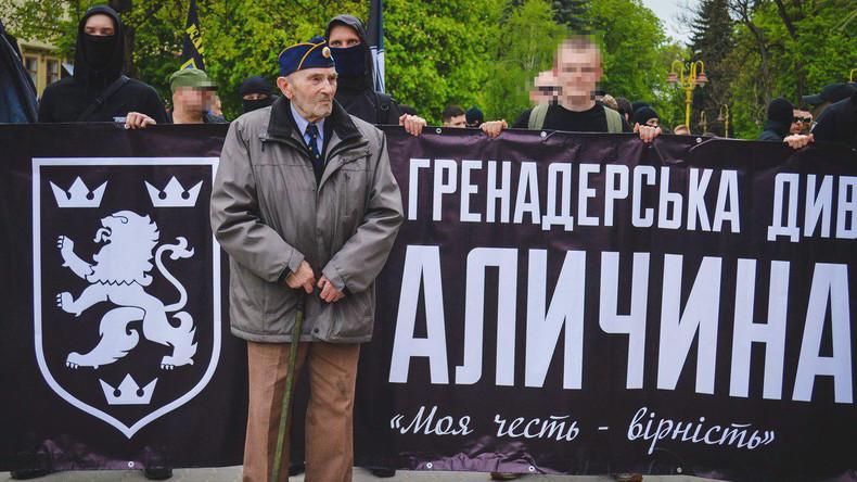 Der ganz normale Faschismus in der Ukraine: Mörder und Nazihelfer werden geehrt