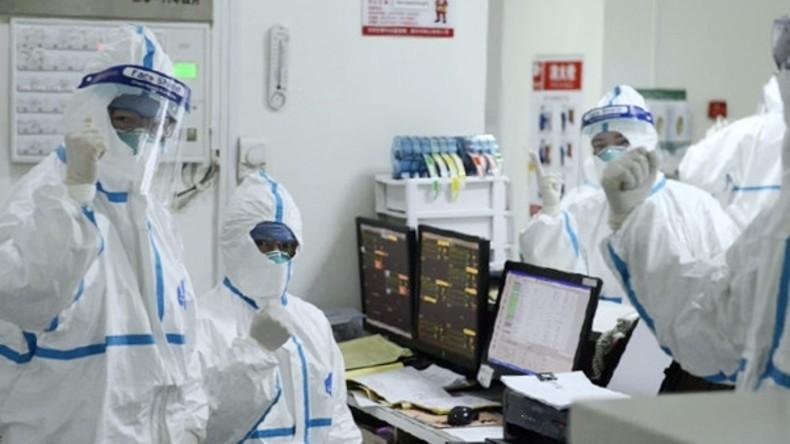 """Coronavirus aus """"China-Labor"""" – US-Regierung macht mit Verschwörungstheorie gegen Peking mobil"""