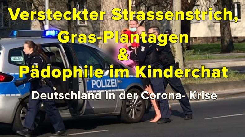 RT Spezial: Versteckter Straßenstrich und Pädophile im Kinderchat (Video)