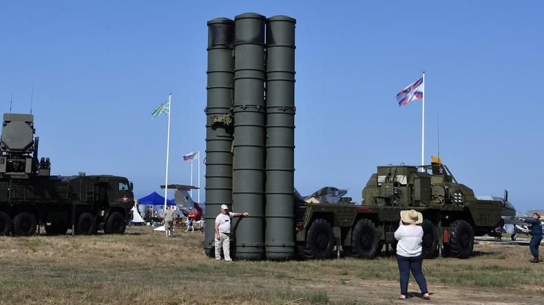 Wegen russischer Luftverteidigungssysteme: Washington droht Türkei mit Sanktionen
