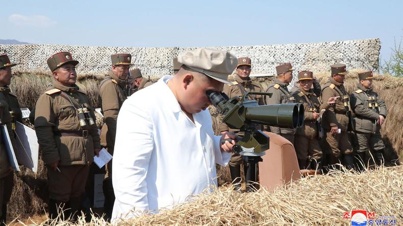 Nachricht ohne Beweise? CNN berichtet über kritischen Gesundheitszustand Kim Jong-uns