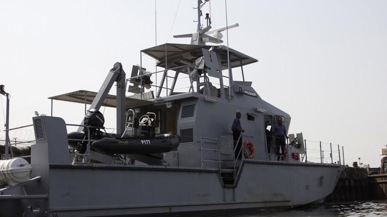 Piraten kapern deutsches Containerschiff vor Benin – mindestens drei Russen als Geiseln genommen