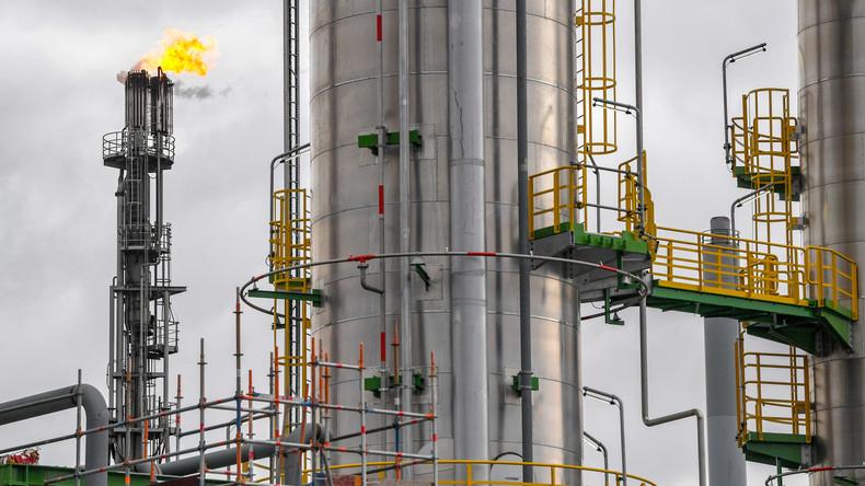 Ölpreis weiter im freien Fall: Brent-Kurs auf tiefstem Stand seit 1999