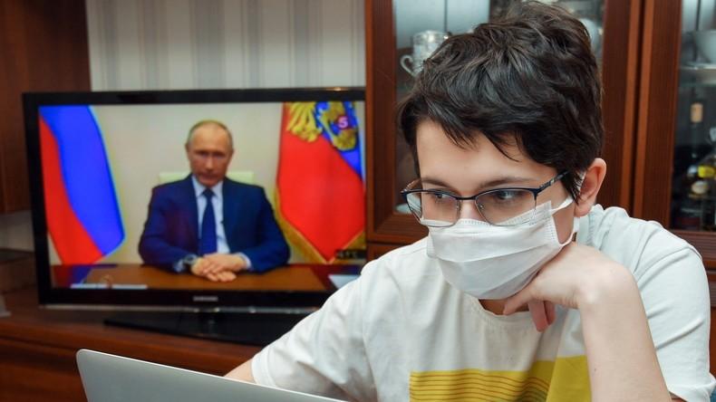 Lieber das Virus als Putin? COVID-19 als Waffe im Informationskrieg gegen Russland