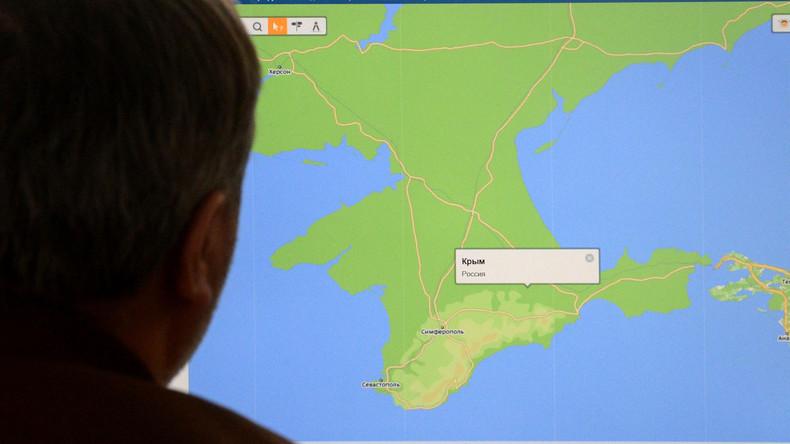 Krim als russisches Staatsgebiet markiert: Estland ruft Schulbuch zurück