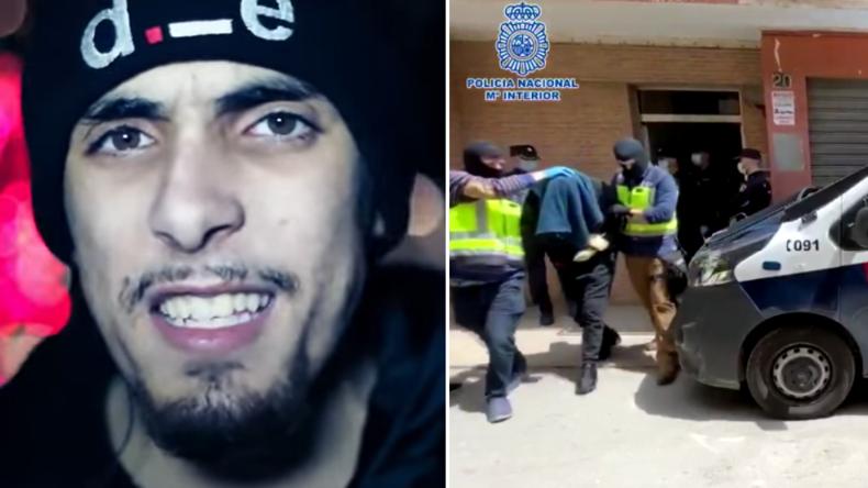 Spanien: Polizei ergreift einen der meist gesuchten IS-Terroristen in Almeria