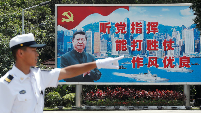China beansprucht Souveränität über umstrittene Gebiete im Südchinesischen Meer