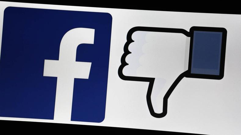 USA: Facebook zensiert Aufrufe zu Protesten gegen Ausgangssperren (Video)