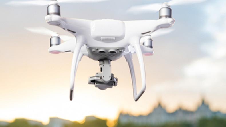 Fieber messen von oben: Drohnen zur Erkennung von Corona-Symptomen in den USA getestet