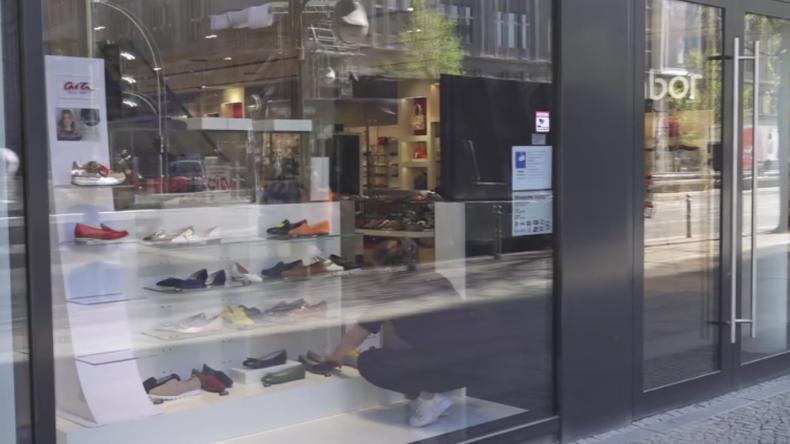 Ku'damm: Läden öffnen wieder – und doch ist Berlin nicht wiederzuerkennen