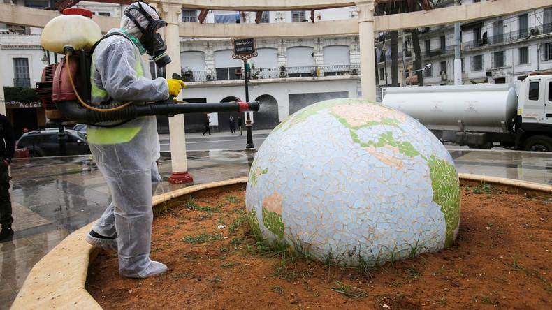 Russischer Vize-Außenminister: Corona-Pandemie verschärft Atomkriegsgefahr