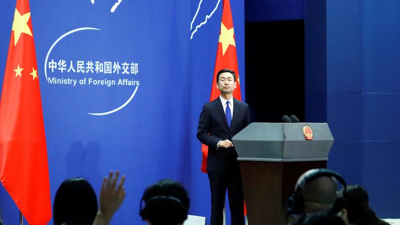 Klare Worte: Peking weist US-Beschuldigungen zurück – Klage aus Missouri sei absurd