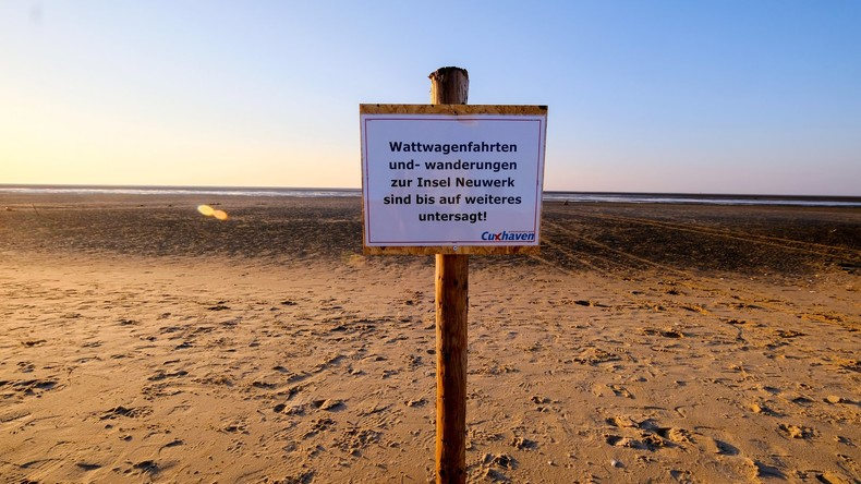 Corona-Angst in Norddeutschland: Einheimische jagen Fahrzeuge mit auswärtigen Kennzeichen