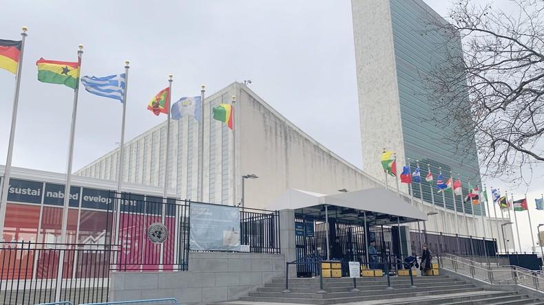"""Russlands UN-Resolution zur Aufhebung von Sanktionen erneut abgelehnt – Kiew als """"treibende Kraft"""""""