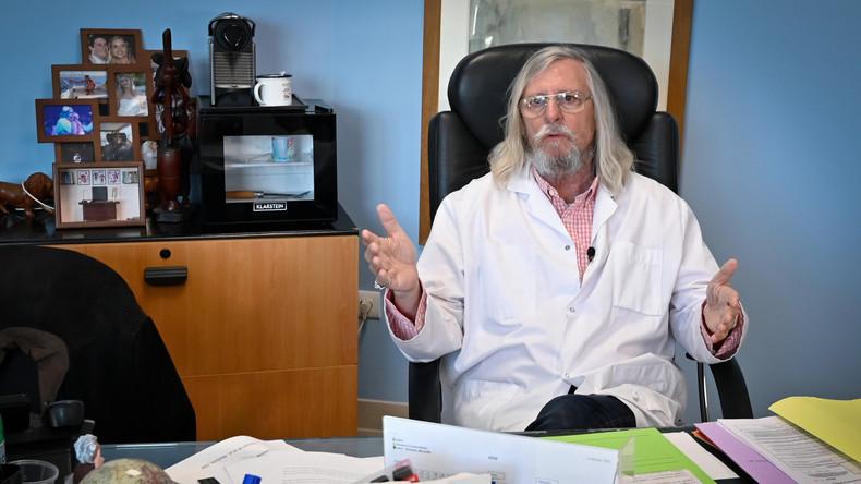 Frankreichs Top-Virologe: Reicher Westen kommt mit COVID-19 schlechter zurecht als ärmere Länder