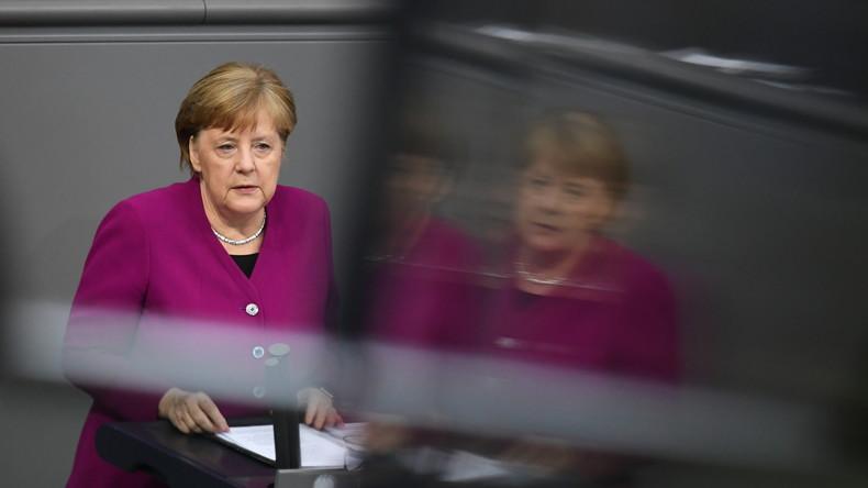 """Angela Merkel ruft zu Geduld in Corona-Krise auf: """"Wir stehen immer noch am Anfang der Pandemie"""""""