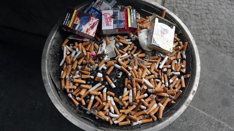 Rauchen kann … schützen? Studie stellt Verbindung zwischen Corona-Resistenz und Nikotin her