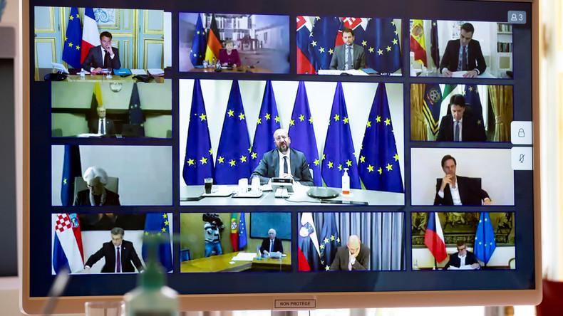 EU-Gipfel billigt Hilfspaket in Höhe 500 Milliarden Euro gegen Corona-Wirtschaftskrise