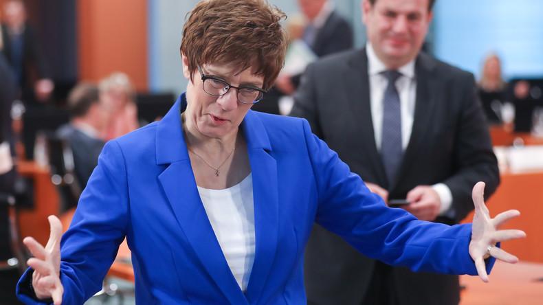 """""""Die Dummheit der deutschen Vasallen"""" – Oskar Lafontaine über die """"nukleare Teilhabe"""""""