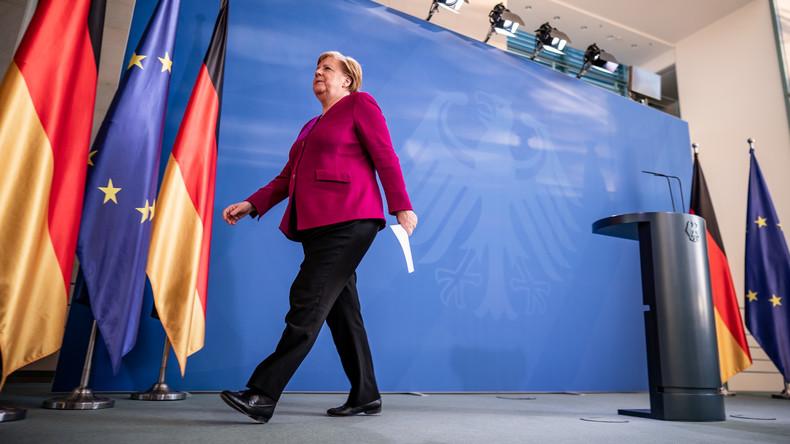 """""""Wir können dankbar sein, dass Merkel da ist"""": Die mediale Kanzlerinnen-Apotheose"""