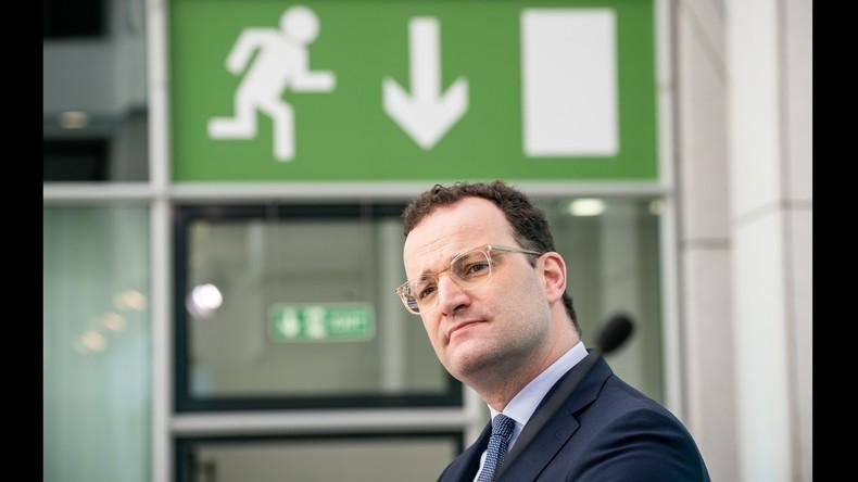Kommentar: Gesundheitsminister Jens Spahn macht einen krank