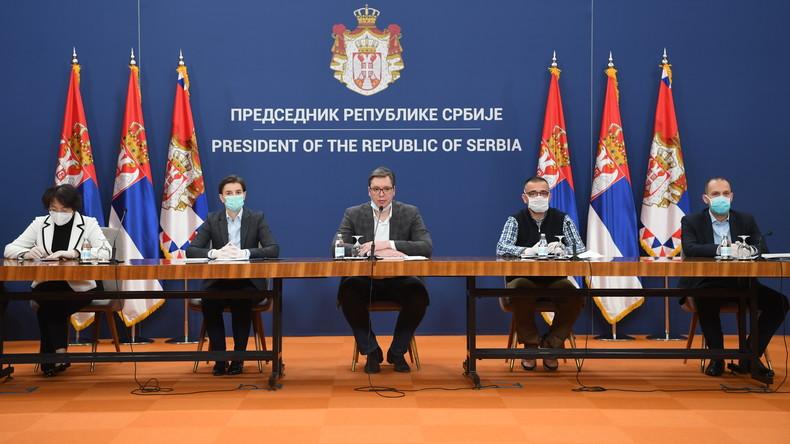 Der brillante Seiltänzer Vučić und die verschobenen Parlamentswahlen in Serbien