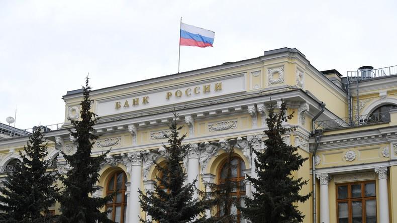 Russland: Zentralbank senkt Leitzinsen inmitten des Coronavirus-Lockdowns und abstürzender Ölpreise