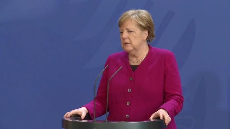 Nach US-Kritik: Merkel bekräftigt Unterstützung der Bundesregierung für die WHO