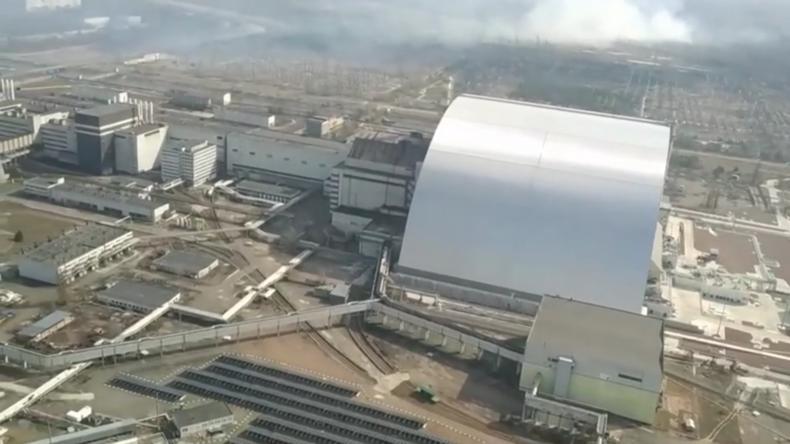 Ukraine: Der GAU von Tschernobyl jährt sich zum 34. Mal