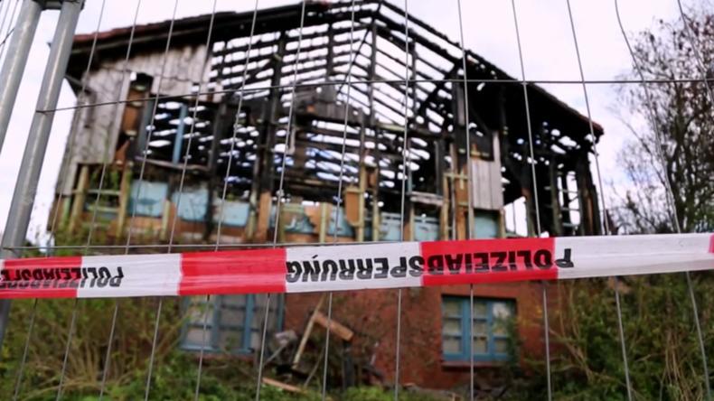 Deutschland: Mindestens vier Verletzte bei Brand in Flüchtlingsunterkunft bei Hamburg