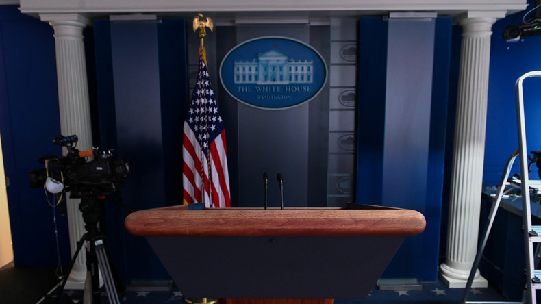 """Donald Trump über Corona-Pressekonferenzen: """"Das ist die Zeit und Mühe nicht wert!"""""""
