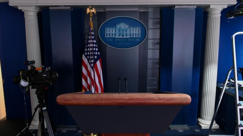 US-Präsident Donald Trump: Corona-Pressekonferenzen sind