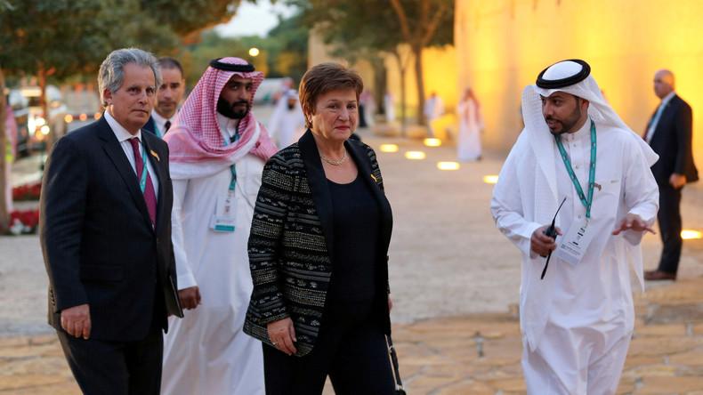 Stiftungen willkommen: G20-Gastgeber Saudi-Arabien fordert Milliarden gegen COVID-19