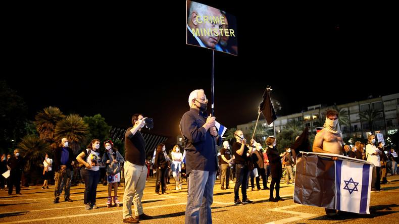 Israel: Tausende demonstrieren erneut gegen Netanjahu