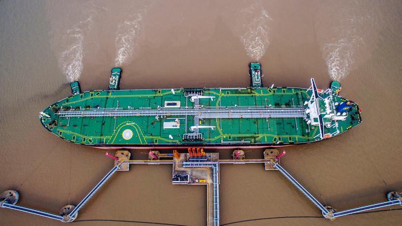 China steigert deutlich Ölimporte aus Russland und reduziert Käufe aus Saudi-Arabien