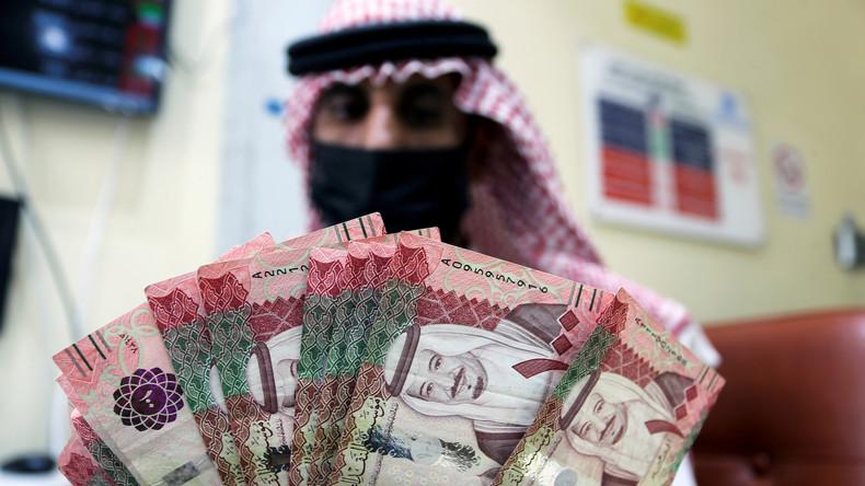 Saudi-Arabien wird Ölpreiskrise nur mithilfe milliardenschwerer Anleihen überstehen