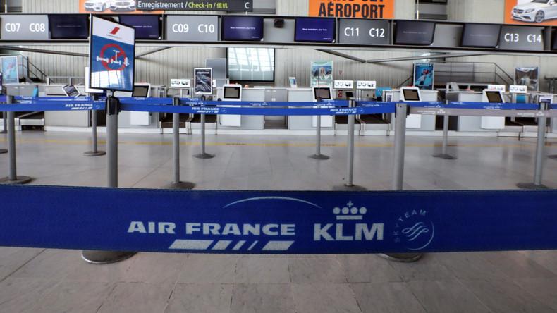 Air France-KLM erhält 10 Milliarden Euro Pandemie-Hilfe in Form von Darlehen