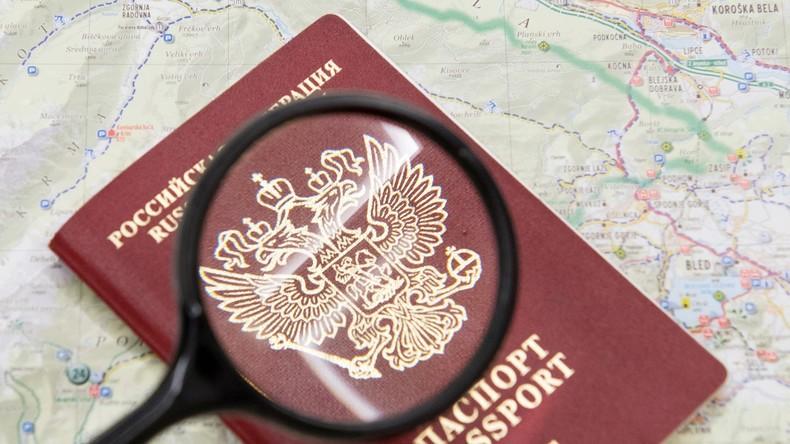 Russland erleichtert Einbürgerung: Ausländer dürfen bisherige Staatsbürgerschaft behalten